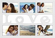 Hama Collage Bilderrahmen für Fotocollagen