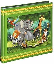 Hama Fotoalbum Jungle Animals (Kinder Fotobuch mit