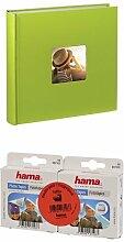 Hama Jumbo Fotoalbum Fine Art, 100 Seiten,