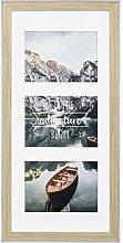 Hama Sierra Holz-Bilderrahmen für mehrere Fotos,