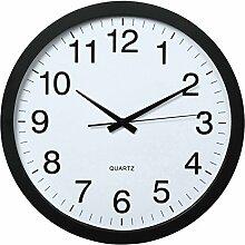 Hama Wanduhr XXL PG-400 Jumbo, analoge Quarz-Uhr