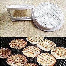 Hamburger Fleisch Form Maker rund Fleisch