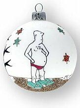 Hamburger Weihnachtskontor - Christbaumschmuck aus