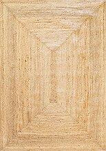 HAMID Jute Teppich - Alhambra Teppich 100%