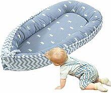 Hamkaw Baby-Nest, Baby Liegekissen, Kuschelnest