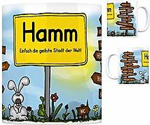Hamm (Westfalen) - Einfach die geilste Stadt der
