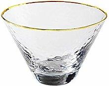 Hammer Glas Tasse, Kristall Kaltes Getränk Saft