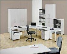 Hammerbacher BIANCA Büro-Regalschrank - HxBxT