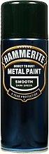 Hammerite Metallfarben-glatte dunkelgrün 400 ml Aerosol