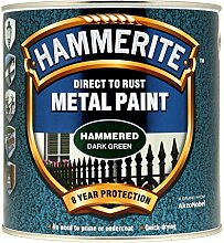 Hammerite Metalllack, 2,5l, dunkelgrün (312285)