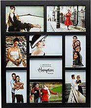 Hampton Frames 1232BLK9 Gallery