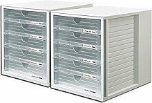 HAN Schubladenbox SYSTEMBOX 1450 mit 5