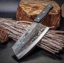Hand geschmiedet Küchenmesser unlegierten Stahl