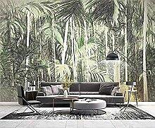 Hand gezeichnete tropische Pflanze Coconut Tree