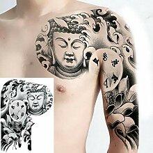 Handaxian 3pcsTattoo Aufkleber mit Schulter Tattoo