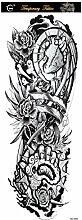 Handaxian Tattoo Aufkleber Arm Umweltschutz