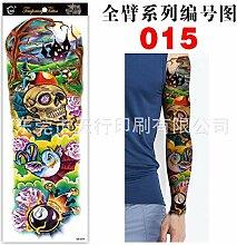 Handaxian Tattoo Aufkleber Arm wasserdicht und