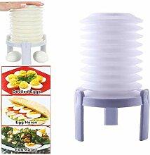 Handbuch 1pc Egg Shell Remover Einfach Zu Bedienen