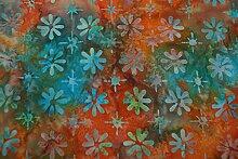 Handgefärbte Batik aus Indonesien /