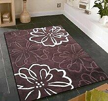 handgefertigte Acryl Teppiche/ Haushalt Tür Decke/ Schlafzimmer Teppich-C 120x170cm(47x67inch)