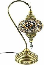 Handgefertigte Orientalisch Türkisch Tisch Lampe