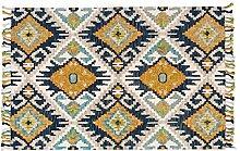 Handgefertigte Teppiche amerikanischen Pastell Wohnzimmer Zimmer Teppich Couchtisch Nachtdecke Reine Hand - Gewebte Thick Wool Carpets