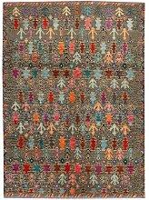 Handgefertigter Teppich Kolding BohoLiving