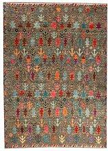 Handgefertigter Teppich Kreta BohoLiving