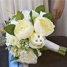 Handgemacht Bouquet Neuer Stil Handgemachte