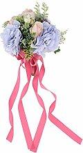Handgemacht Bouquet Romantische Rose Hochzeit