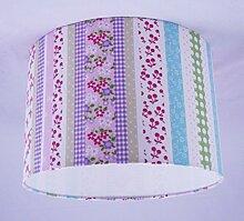 Handgemachte Lampenschirm 28cm - Laura Ashley