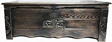 Handgemachte Massivholz Holzkiste Truhe Box Holz