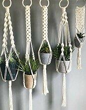 Handgemachte Pflanze Kleiderbügel Topfhalter