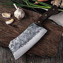 Handgemachtes geschmiedetes Chopper-Messer-Küche