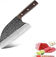 Handgemachtes Messer Damaskus serbisches