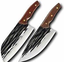 Handgemachtes Messer Küchenmesser Geschmiedet