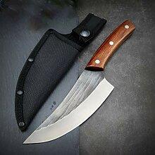 Handgeschmiedet Messer Legierung Stahl Machete