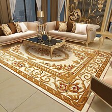 Handgeschnitzte Europäischen Wohnzimmer Couchtisch Sofa Große Teppichboden Schlafzimmer Nacht Bett Teppich Umweltschutz nicht verblassen starkes mit hoher Dichte