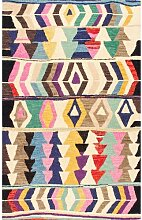 Handgetufteter Teppich Laverne BohoLiving
