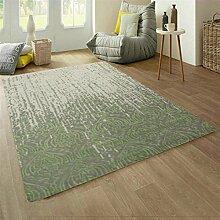 Handgewebten Teppich Wohnzimmer Sofa/ einfache und modische amerikanische Schlafzimmer Bettdecke-J 160x230cm(63x91inch)