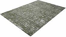 Handgewebter Teppich Handgefertigt Flachflor