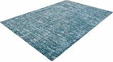 Handgewebter Teppich Handgefertigt Vintage Design