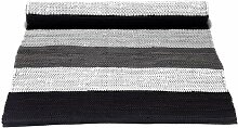 Handgewebter Teppich Rug Solid