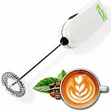 Handheld Elektrischer Milchaufschäumer (Runde
