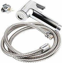 Handheld Toilet Bidet Sprayer Set Kit Stainless