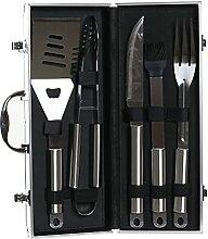 Handkoffer Barbacoa DKD Home Decor Metall