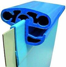 Handlauf Paket Premium Kombi Handlauf 3,50m - 3,60m rundform Pool Pools