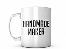 Handmade Maker Keramik Tasse Kaffee Tee Becher Mug