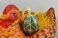 Handmade Ostern Schmuck Ostern Dekoration Ostern Symbol Osterdeko Ideen Osterei