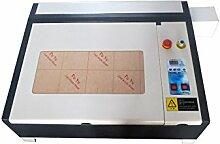 handoo 4040Glas Laser-Gravur Maschine/geschwungene Gravur Maschine/Schneiden Maschine